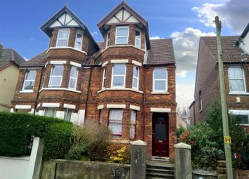 Thumbnail 1 bedroom flat to rent in St Johns Church Road, Folkestone, Kent