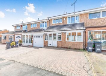 Thumbnail 3 bed terraced house for sale in Fastmoor Oval, Kitts Green, Birmingham