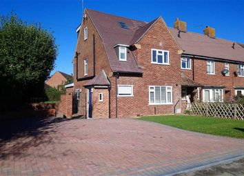 Thumbnail 3 bed end terrace house to rent in Huntingfield Road, Meopham, Gravesend