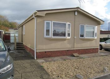 Thumbnail 1 bed mobile/park home for sale in Harthurstfield Park (Ref 5748), Fiddlers Green Lane, Cheltenham, Gloucester