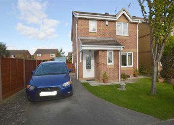 Thumbnail 3 bed detached house for sale in Oaklands, Hornsea, East Yorkshire