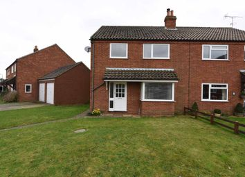 Thumbnail 3 bedroom semi-detached house for sale in Potkins Lane, Orford, Woodbridge, Suffolk