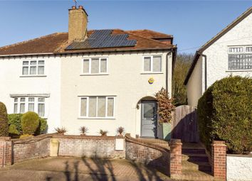 Thumbnail 4 bed semi-detached house for sale in Goldings Road, Loughton, Essex