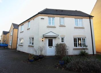 Thumbnail 3 bed detached house for sale in Beaufort Drive, Buckden, Cambridgeshire.