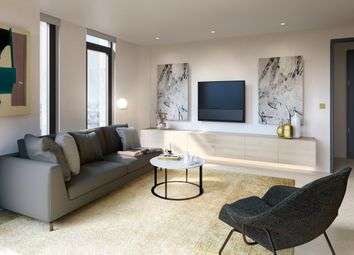 Thumbnail 4 bed flat for sale in The Waterman, Greenwich Peninsula, London SE10, London,