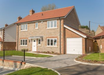 Thumbnail 4 bed detached house for sale in Church Track, Bourton, Gillingham