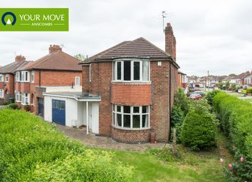 Thumbnail 3 bed detached house for sale in Burnholme Drive, York