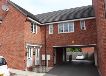 Thumbnail 2 bed flat for sale in Buckland Close, Sutton-In-Ashfield, Nottinghamshire