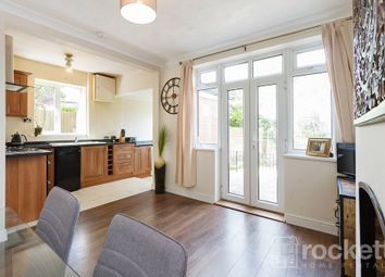 Thumbnail 3 bed semi-detached house to rent in Clare Avenue, Newcastle-Under-Lyme