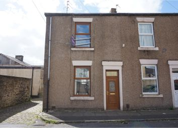 Thumbnail 2 bed end terrace house for sale in Noble Street, Rishton, Blackburn