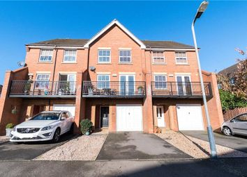 Thumbnail 4 bed terraced house for sale in Rambures Close, Warwick