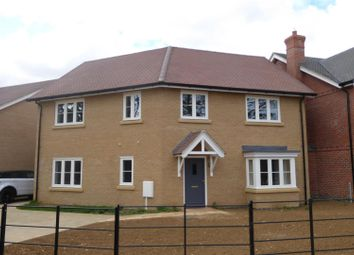 Thumbnail 4 bed detached house to rent in Uppingham Road, Oakham, Rutland