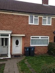 Thumbnail 3 bed terraced house to rent in Whittington Oval, Stechford, Birmingham