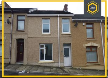 Thumbnail 3 bed terraced house to rent in Bigyn Road, Llanelli
