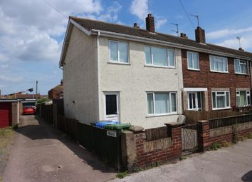 Thumbnail 3 bed end terrace house for sale in 58 Hervey Street, Lowestoft, Suffolk