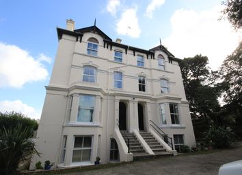Thumbnail 2 bed flat to rent in Melvill Road, Falmouth