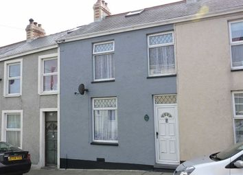 Thumbnail 2 bed terraced house for sale in Park Street, Stop And Call, Goodwick