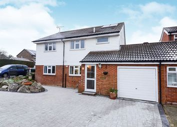 Thumbnail 4 bedroom detached house for sale in Oak Green, Abbots Langley