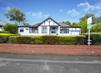 Thumbnail 3 bed detached bungalow for sale in Delamere Avenue, Whitefield, Manchester