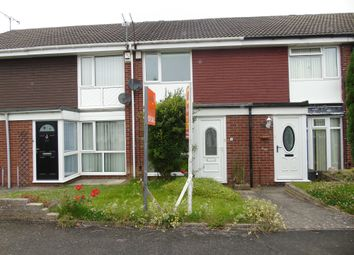 Thumbnail 2 bed terraced house for sale in Launceston Close, Newcastle Upon Tyne