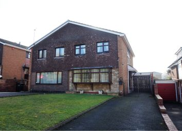 Thumbnail 3 bedroom semi-detached house for sale in Russells Hall Road, Dudley