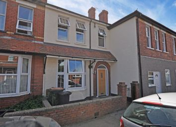 Thumbnail 2 bed terraced house for sale in Stylish Period House, Penllyn Avenue, Newport