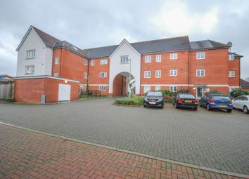 Thumbnail Flat for sale in Rosen Crescent, Hutton, Brentwood, Essex