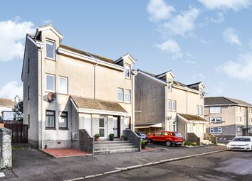 Thumbnail 2 bed maisonette for sale in Welbeck Crescent, Troon