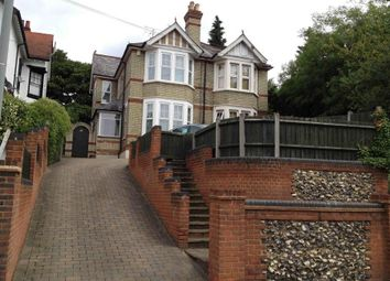 Thumbnail 6 bed semi-detached house to rent in London Road, High Wycombe