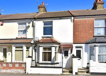 Thumbnail 3 bed terraced house for sale in Hamilton Road, Gillingham, Kent