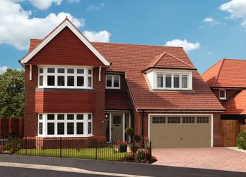 Thumbnail 5 bed detached house for sale in 3020 The Marlborough Road, Coate, Swindon, Wiltshire