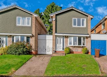Thumbnail 3 bed link-detached house to rent in Chancery Drive, Hednesford, Cannock
