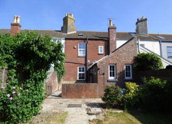 Thumbnail 3 bedroom terraced house for sale in Fort Road, Alverstoke, Gosport