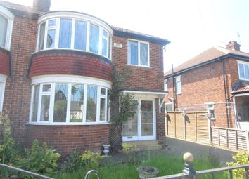 Thumbnail 3 bed semi-detached house for sale in Acklam Road, Middlesbrough