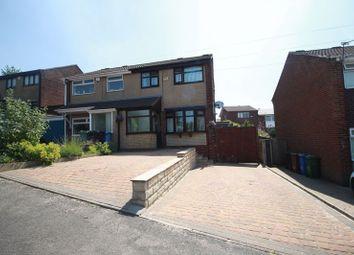 Thumbnail 3 bed semi-detached house for sale in Ridge Hill Lane, Heyrod, Stalybridge