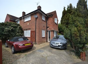 Thumbnail 3 bed semi-detached house for sale in Beech Road, Feltham
