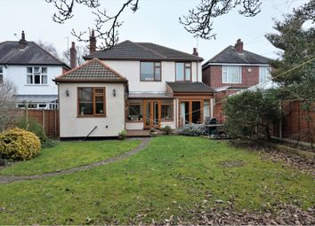 Thumbnail 5 bed detached house for sale in Loughborough Road, Birstall
