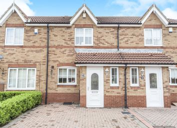 Thumbnail 2 bed terraced house for sale in Fulbeck Close, Hartlepool