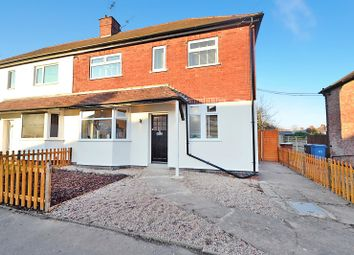 Thumbnail Semi-detached house for sale in Victor Crescent, Sandiacre, Nottingham