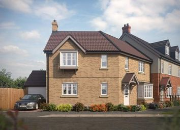 Thumbnail 3 bedroom link-detached house for sale in Lincoln Road, Dunholme