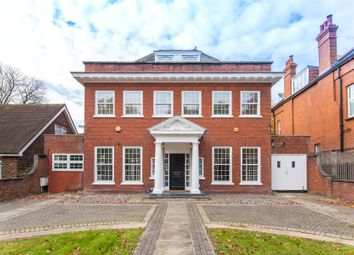 Thumbnail 4 bed detached house for sale in The Drive, South Woodford, London