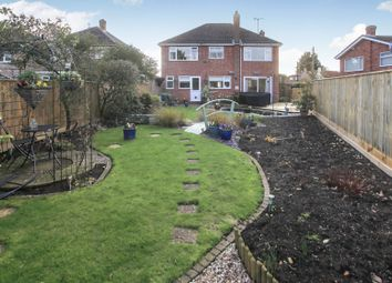 Thumbnail 4 bed detached house for sale in Frognall, Deeping St. James, Peterborough