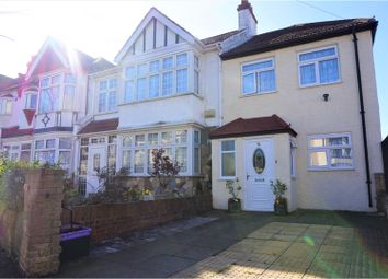 Thumbnail 2 bed end terrace house for sale in Melrose Avenue, Mitcham