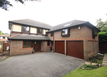 Thumbnail 5 bed detached house to rent in Field Park, Bracknell