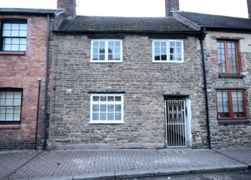 Thumbnail 3 bed terraced house to rent in Finkey Street, Oakham