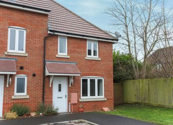 Thumbnail 3 bed end terrace house for sale in Trinity Road, Shaftesbury