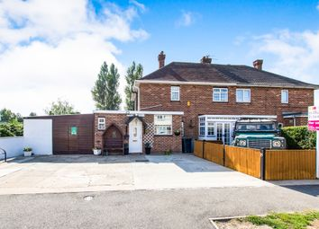 Thumbnail 3 bed semi-detached house for sale in Lady Matildas Drive, Skegness