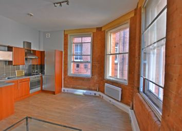 Thumbnail 1 bed flat to rent in Plumptre Place, Nottingham