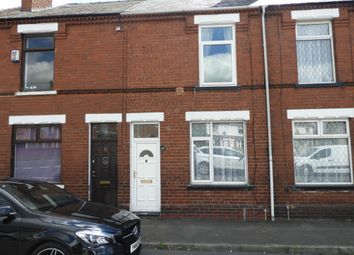 Thumbnail 2 bedroom terraced house for sale in Cooke Street, Bentley, Doncaster