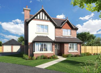"""Thumbnail 4 bed detached house for sale in Plot 33, """"The Levens"""", Walton Gardens, Liverpool Road, Hutton"""